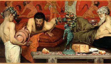 ...воздать благодарение другим богам, помимо Диониса.