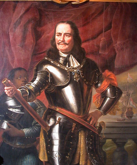 Ferdinand Bol, Michiel de Ruyter. Vlissingen, Muzeeum
