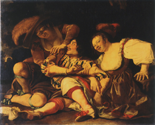 Christiaen van Couwenbergh, The prodigal son