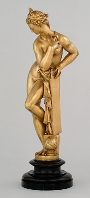 Giambologna, Venus Urania, Astronomy, ca. 1573, Vienna, Kunsthistorisches Museum