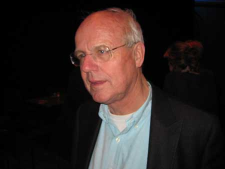 Jan Piet Filedt Kok at Felix Meritis, 28 March 2008