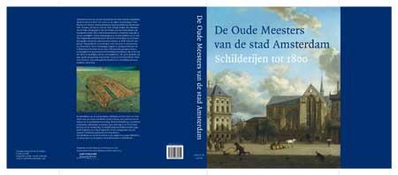 Book jacket of De Oude Meesters van de stad Amsterdam, 2008
