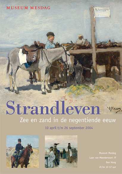 Museum Mesdag 2000: Strandleven