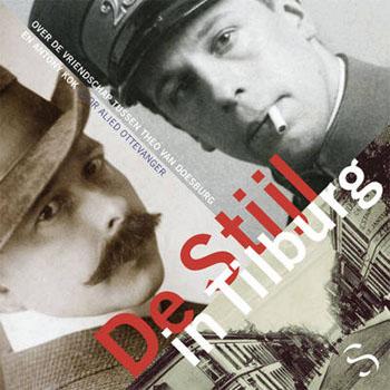 Poster for exhibition De Stijl in Tilburg, De Pont, 2007