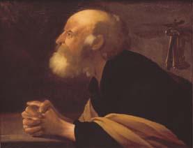 Ter Brugghen, The repentant St. Peter