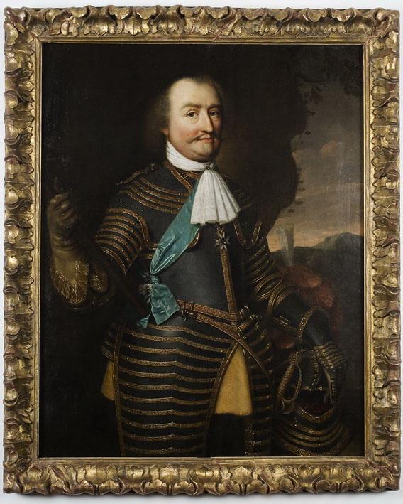 Pieter Nason, Portrait of Johan Maurits van Nassau-Siegen, Stockholm, Royal Netherlands Embassy