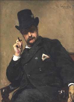 Pieter Oyens, Portrait of David Oyens. The Hague, Gemeentemuseum Den Haag