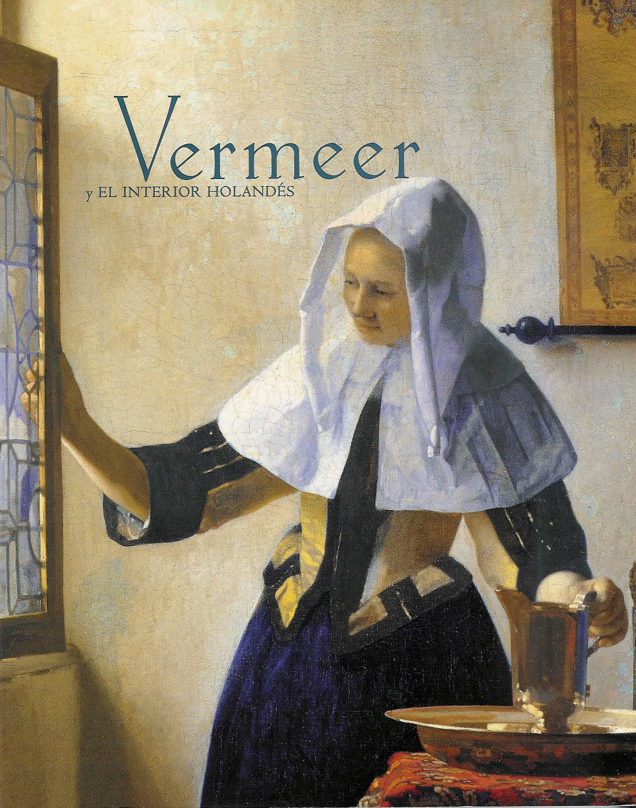 Vermeer y el interior holand s codart for Biographie de vermeer