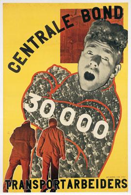 Paul Schuitema, Central Union, 30,000 transport workers