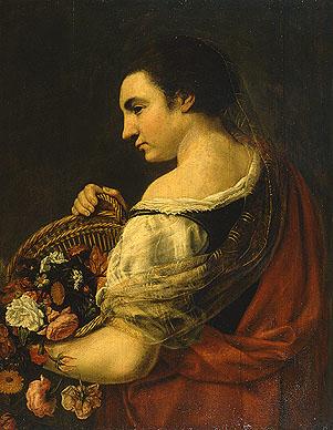 Samuel Pietersz. Smits, Flora. St. Petersburg, Hermitage