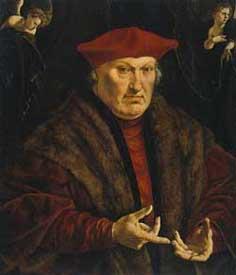 Jan Cornelisz. Vermeyen, Cardinal Érard de la Marck, ca. 1528. Amsterdam, Rijksmuseum