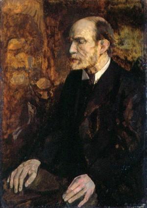 Kees Verwey, Portrait of Henri Boot, 1940. Haarlem, Frans Hals Museum