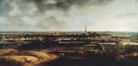 Matthias Withoos, View of Amersfoort, 1627. Amersfoort, Museum Flehite