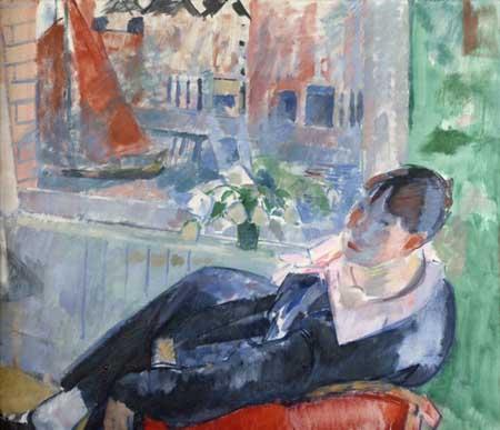 Rik Wouters, Après-midi à Amsterdam. Liège, Musée d'Art Wallon