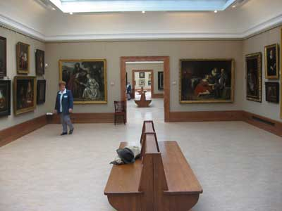 New Dutch galleries in Budapest Museum