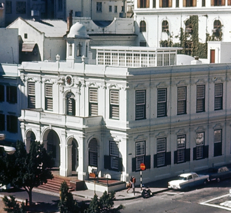 Old Town House, Cape Town (built 1755)