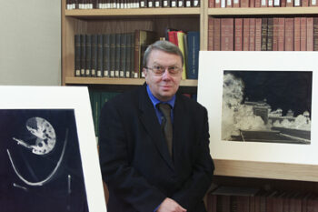 Photo of Dr. Cliff Ackley