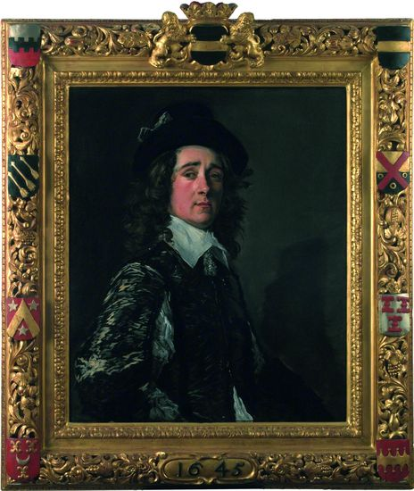 Frans Hals (1582/83-1666), <em>Portrait of Jasper Schade</em>, 1645<br> National Gallery in Prague