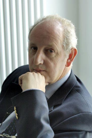 Portrait of Peter van den Brink