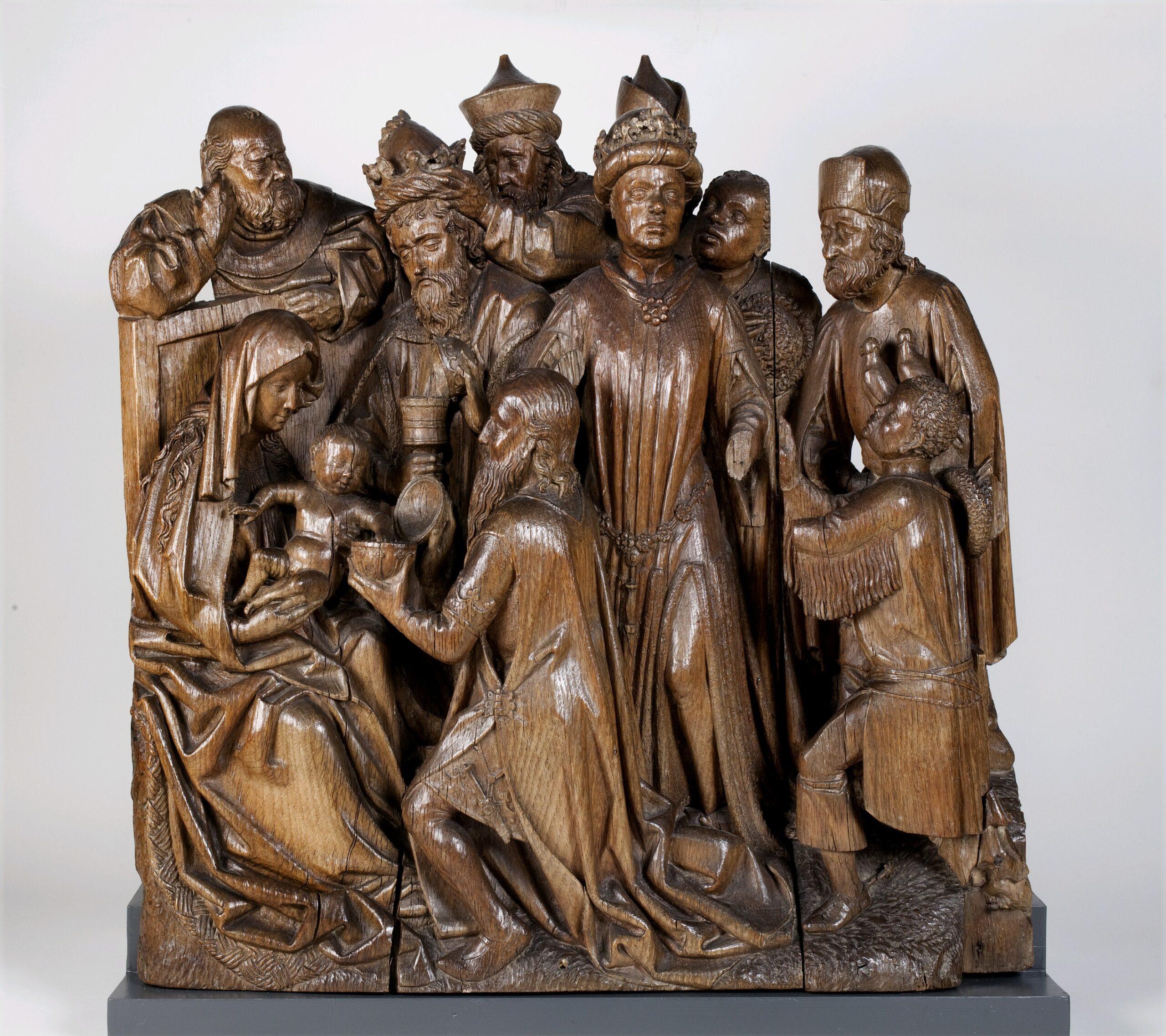 The Adoration of the Magi, Utrecht, ca. 1460Museum Catharijneconvent, Utrecht