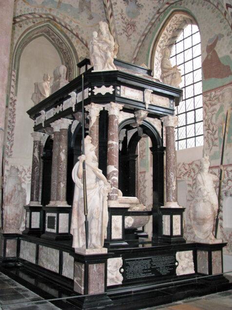 Gert van Egen (1550-1611), <em>Tomb of Frederik II of Denmark</em>, ca. 1594-98, Roskilde Cathedral (Denmark)