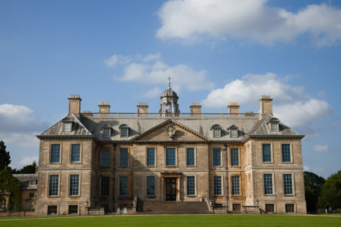 The south front at Belton House, Lincolnshire ©National Trust Images/Megan Taylor