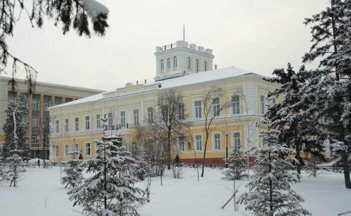 OMSK M.A. Vrubel Museum, Omsk, Russia