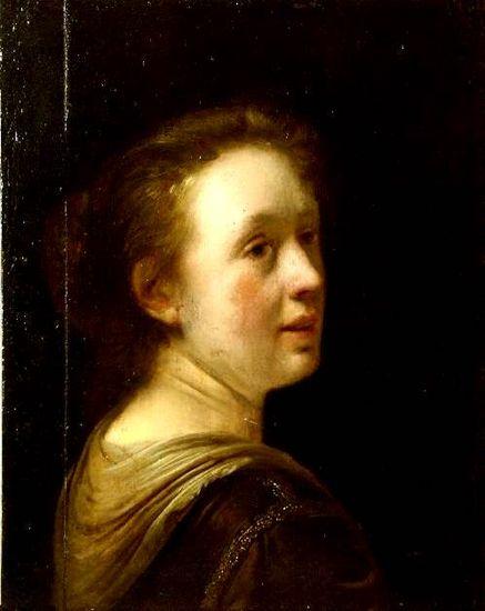 Pieter de Grebber (1595-1652), <em>Head of a Woman</em><br>OMSK M.A. Vrubel Museum, Omsk