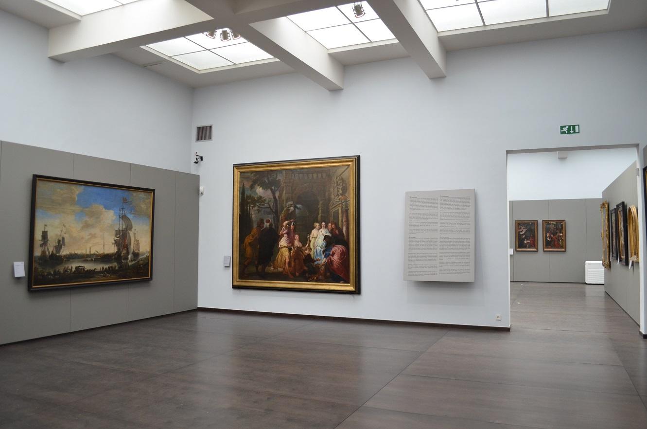 Musea Brugge - Groeningemuseum, Room 5, the seventeenth century<br/> © Musea Brugge