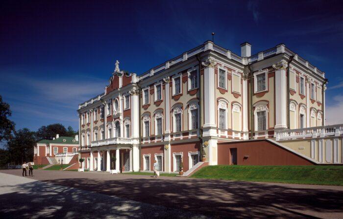 The Kadriorg Art Museum, Talinn
