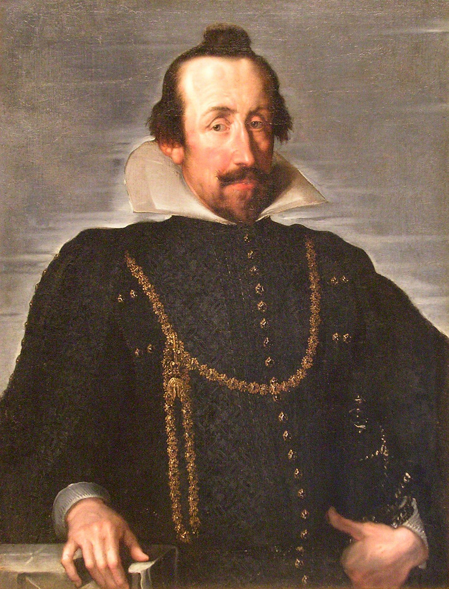 Follower of Pieter Paul Rubens (1577-1640), The Duke Wolfgang Wilhem de Pfalz-Neuburg, Museo Nacional de Bellas Artes de Cuba