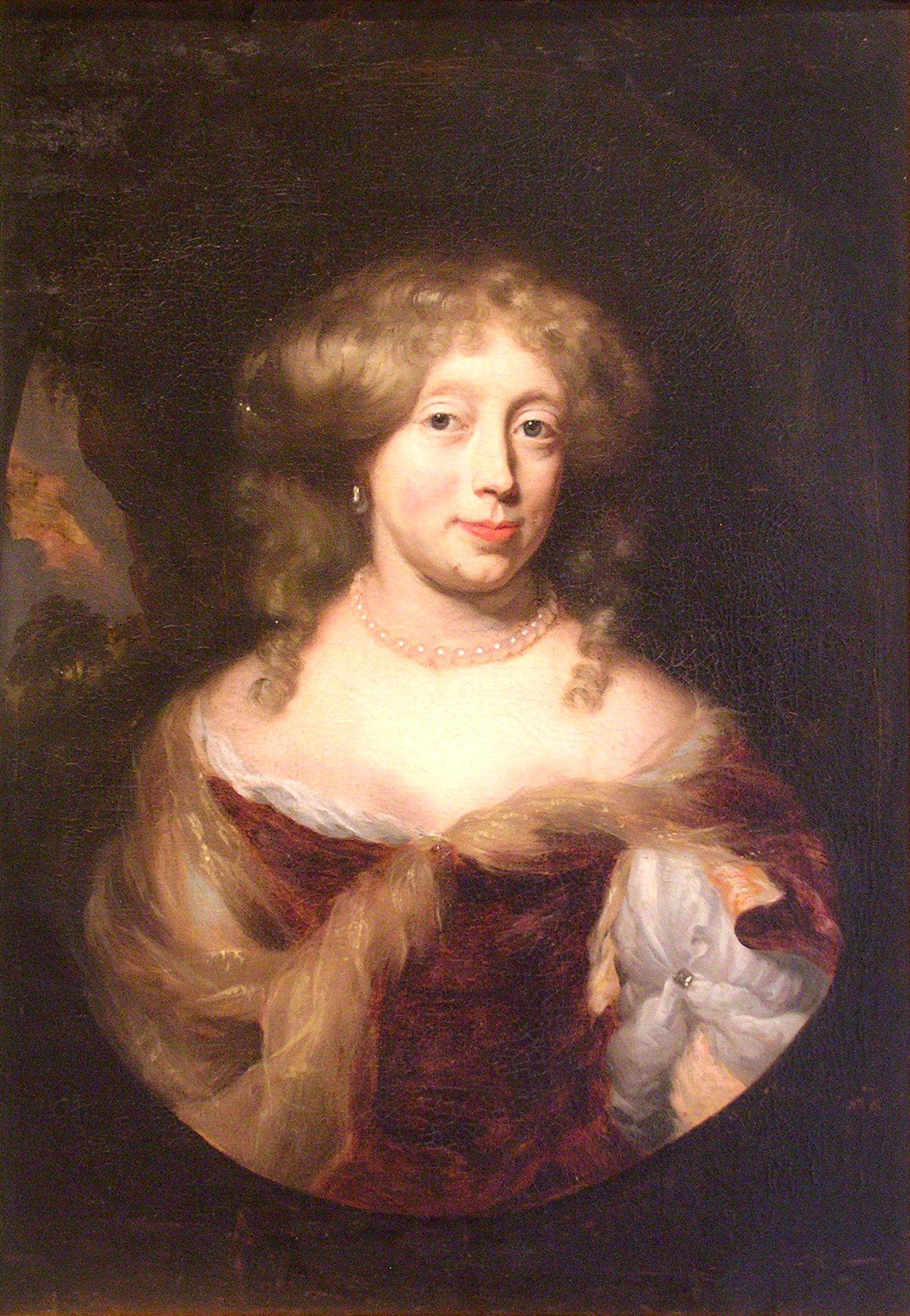 Nicolaes Maes (1634-1693), Portrait of a lady Museo Nacional de Bellas Artes de Cuba