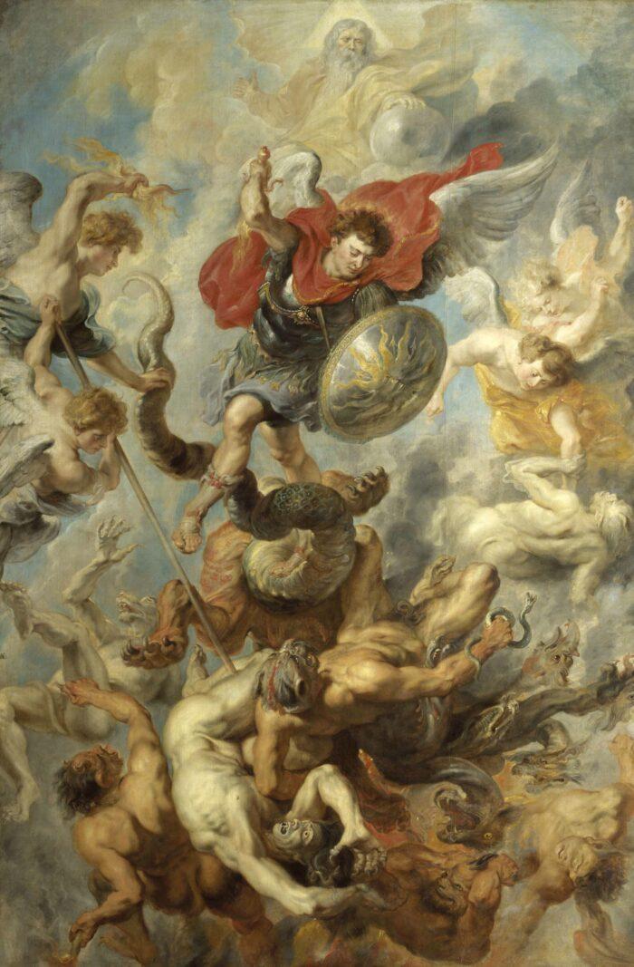 Peter Paul Rubens (1577-1640), <em>The Fall of the Damned</em>, 1621-22<br>© Bayerische Staatsgemäldesammlungen, Alte Pinakothek, München