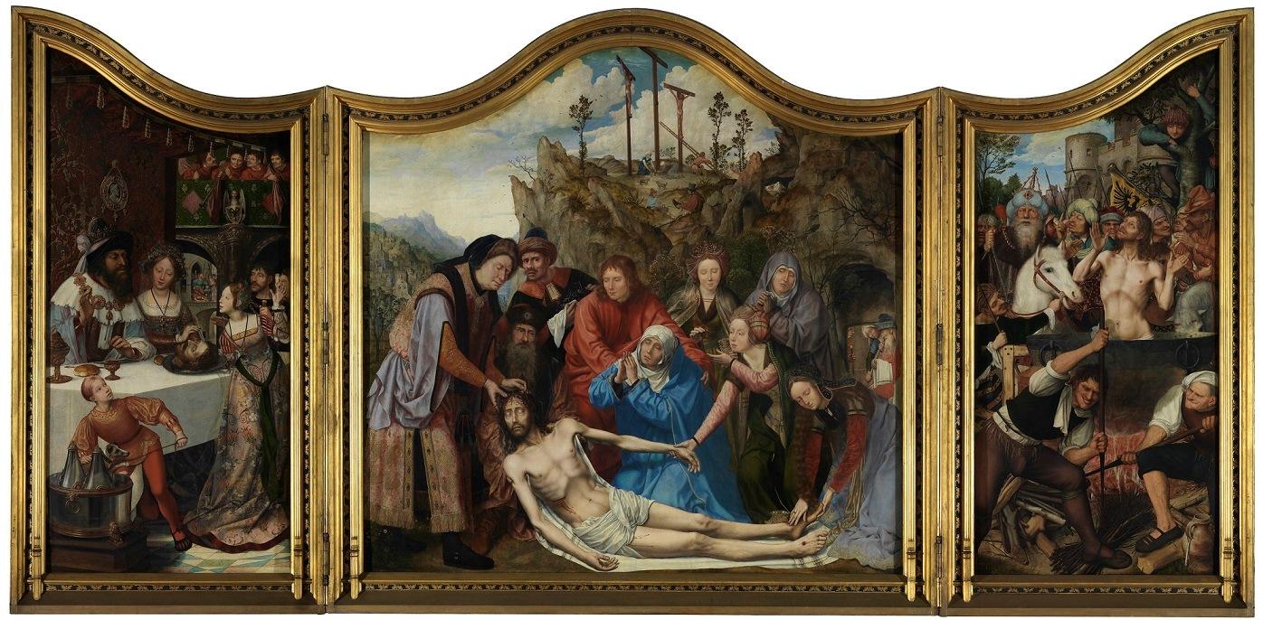 Peter Paul Rubens (1577-1640), <em>Lamentation of Christ</em>, 1511<br /> KMSKA, Antwerp
