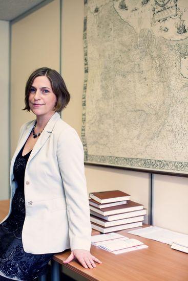 Véronique Van de Kerckhof © Jelle Vermeersch