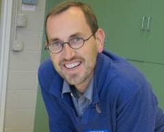 Photo of Dr. Bart Fransen