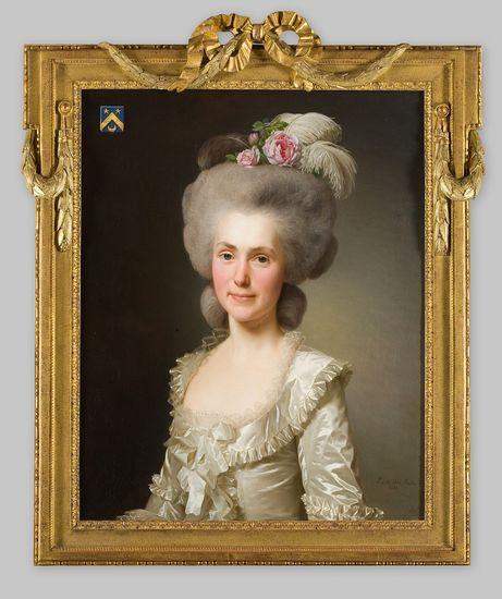Alexander Roslin (1718-1793), Marie Jeanne Puissant (1745-1828), 1781, Collection Rijksmuseum Twenthe, Enschede, inv. no. 4250 (photograph R. Klein Gotink)