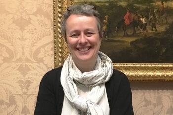 Photo of Dr. Antien Knaap