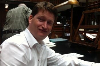Photo of Dr. Eddy Schavemaker