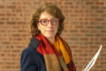 Photo of Dr. Nadine Orenstein