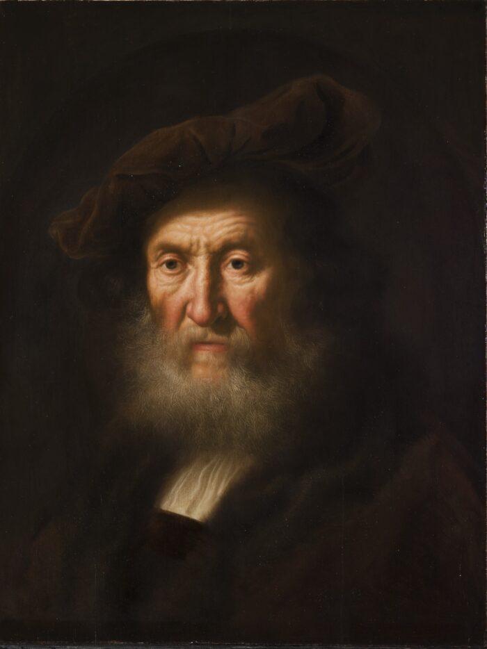 Salomon Konninck (1609-1656), <em>An Old Man (Philosopher?)</em>