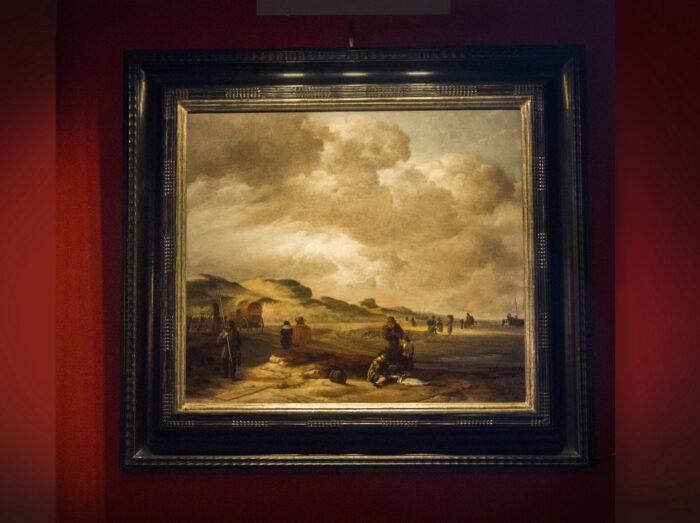 Hendrik Dubbels (1621-1707), <em>Shore View</em>
