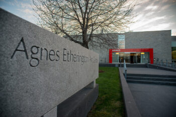 Photo of Agnes Etherington Art Centre, Queen's University
