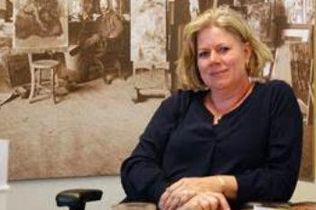 Photo of Marjan van Heteren