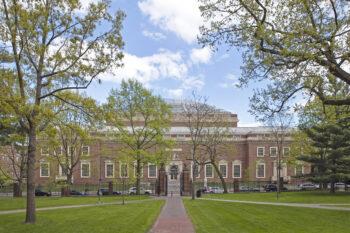Photo of Harvard Art Museums/Fogg Museum