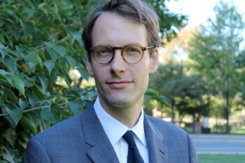 Photo of Dr. Oliver Tostmann