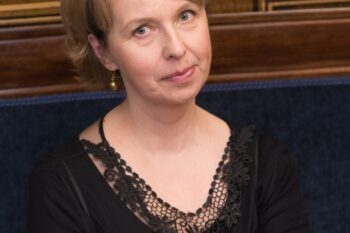 Photo of Dr. Daiga Upeniece