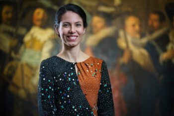 Photo of Dr. Marrigje Rikken