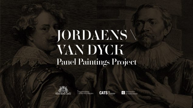 Jordaens and Van Dyck Panel Paintings Project