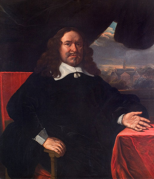 Fig. 5. Bartholomeus van der Helst (ca. 1613-1670), Portrait of Joan Huydecoper tot Maarseveen (1599-1661). Centraal Museum Utrecht, on loan to the Municipality of Maarssen)